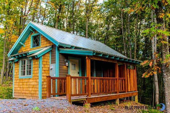 Blue Sky Cabin
