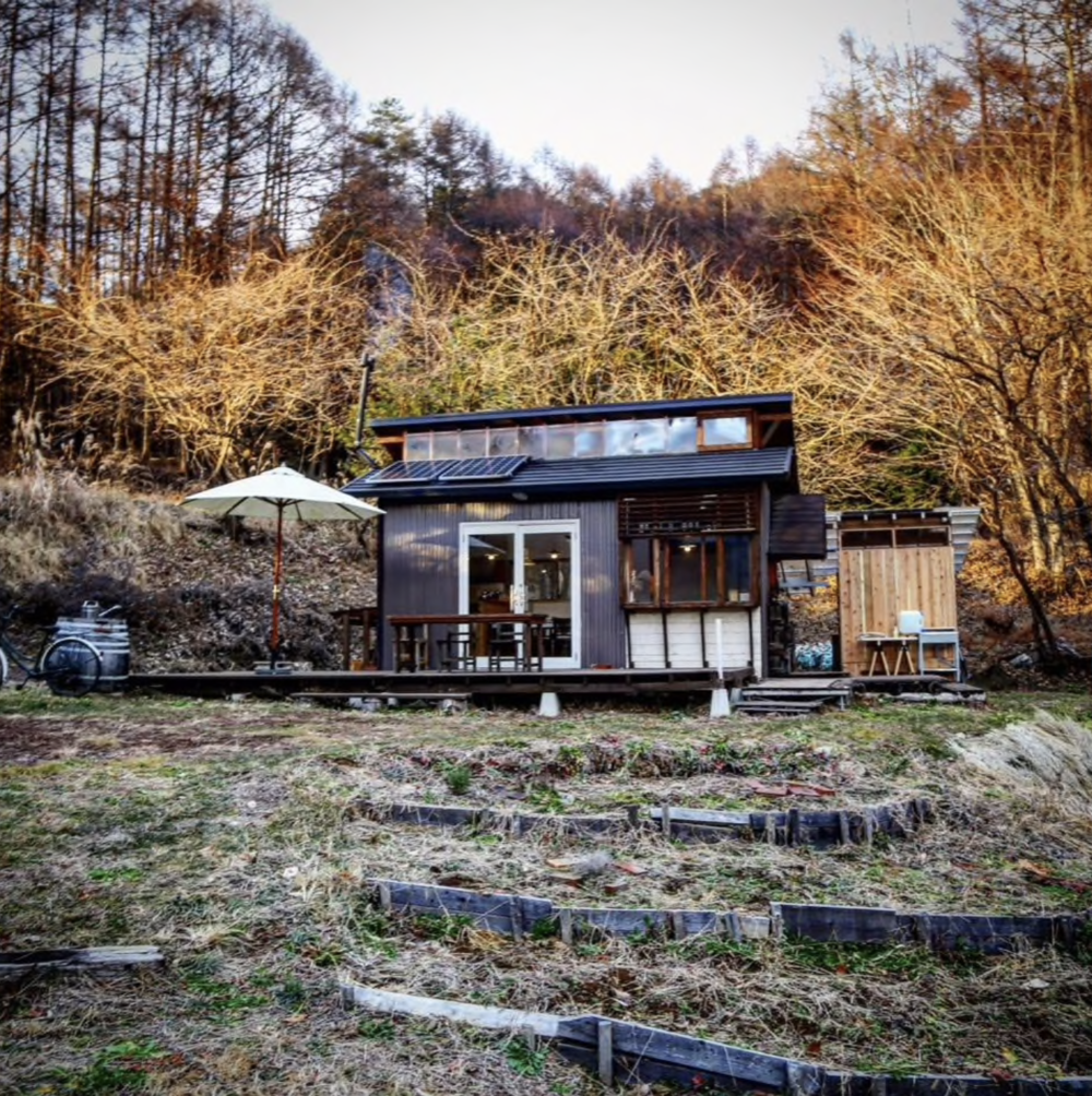 Sanson Terrace Tiny House