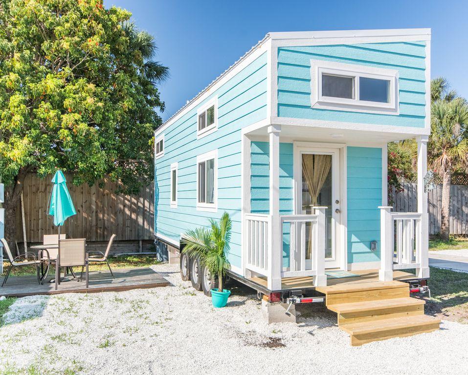 Aqua Oasis Tiny House