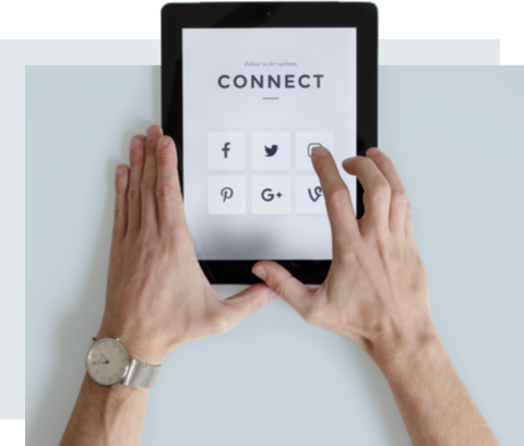 Hands holding tablet 'connect'.png