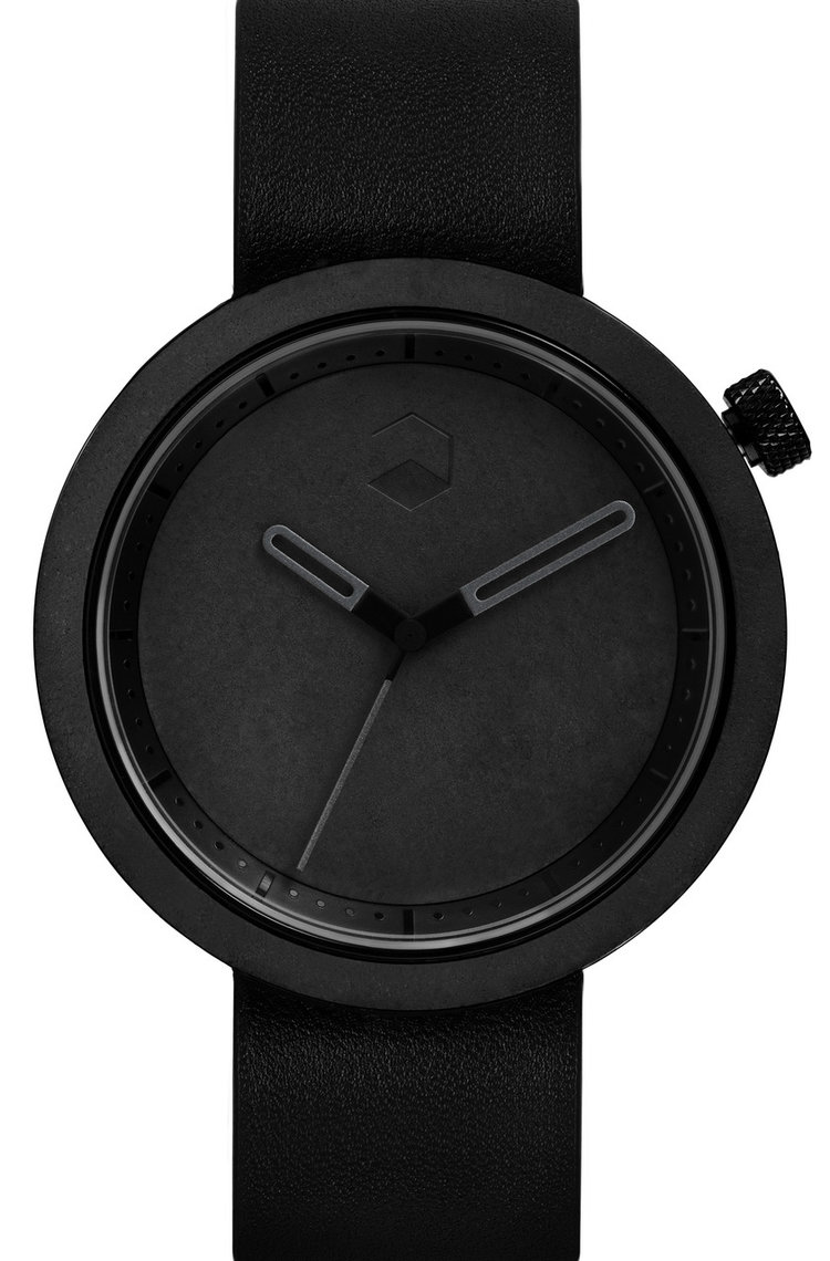 Aggregate Watches - Aggregate Watches is a unique timepiece company specializing in producing watches made from one of the most common urban materials: concrete; a well-designed reimagination of a modern timepiece.