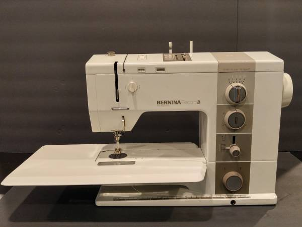 Potential Sewing Machine