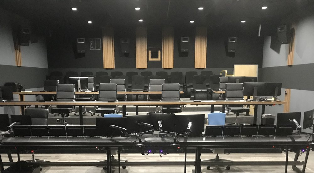 New Dolby ATMOS stage in Santa Monica   See More