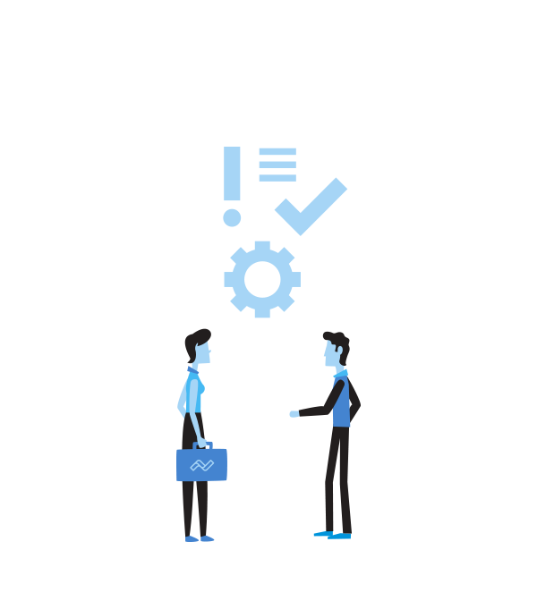 Servicio - Las necesidades de nuestros clientes son prioridad y nuestro equipo está siempre listo para ofrecer soluciones rápidas y oportunas.