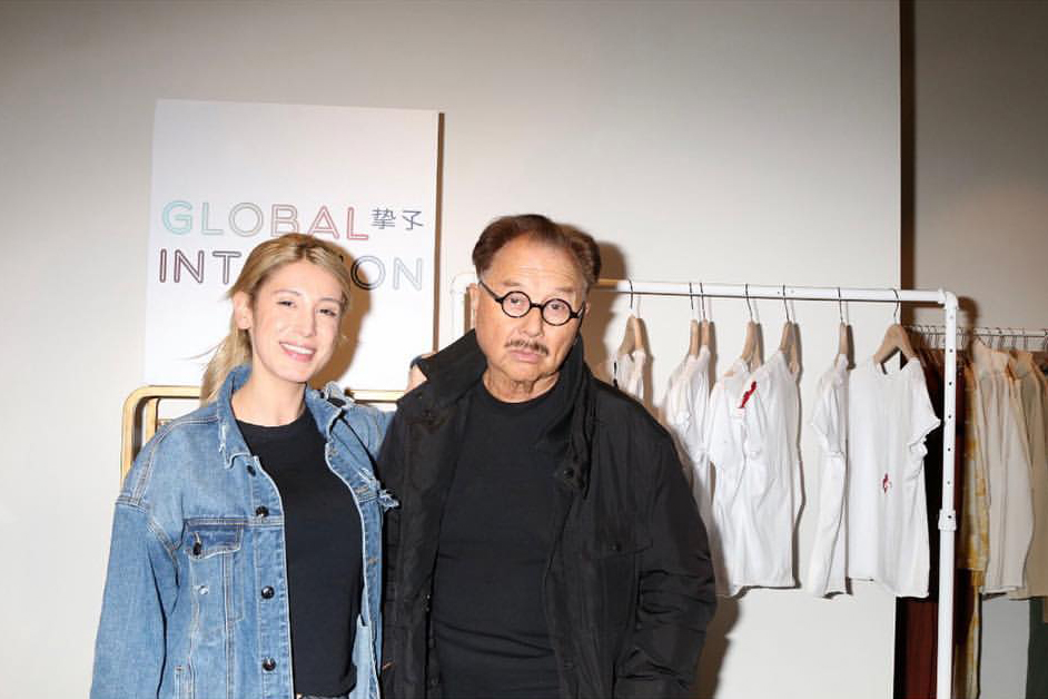 Newly Weds Micheal Chow & Vanessa Chow   Fred Segal Intuition Film Screening /  Photo courtesy of Global Intuition