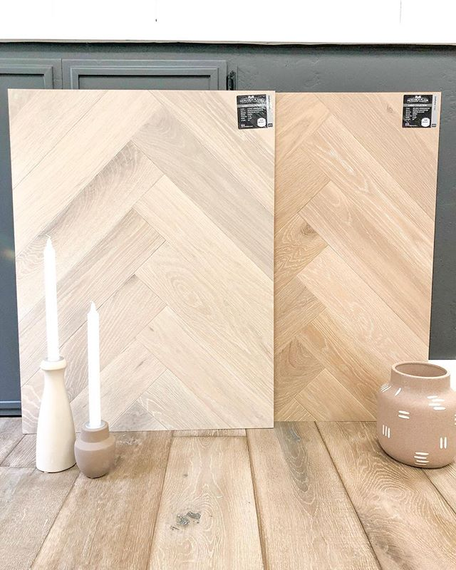 herringbone patterns are a great way to make your place stand out from the others ✨ - - - - - - - #kimbleys #interiordesign #interiordesigner #homegoods #architecture #instadesign  #wallpaper #woodfloors #flooring #windowtreatments #homedecor #design #kingsburg #fresno #downtownfresno #centralvalley #california #homedecor #photography #homedesign #picoftheday #interior #art #inspiration