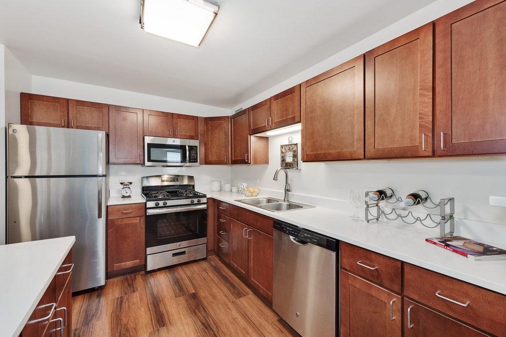 510 W Belmont - Kitchen 2