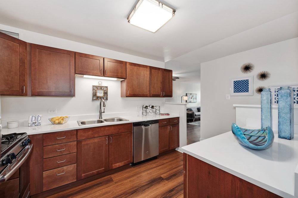 510 W Belmont - Kitchen 3