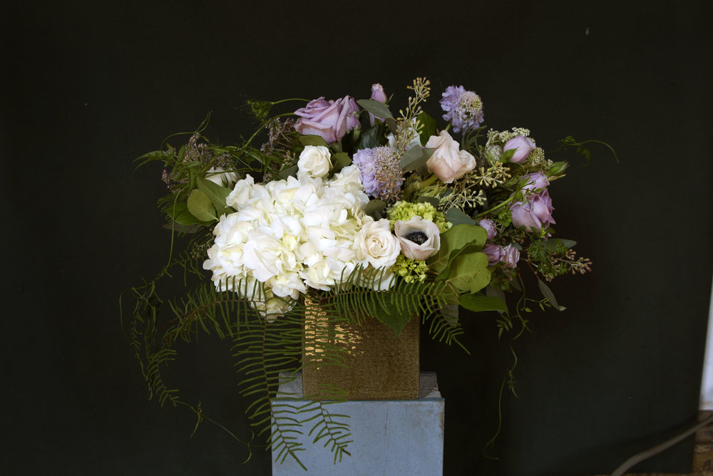 this was a good one a fresh cut floral arrangement nofloralfoam stephanie tarrant mitchs flowers new orleans florist .jpg