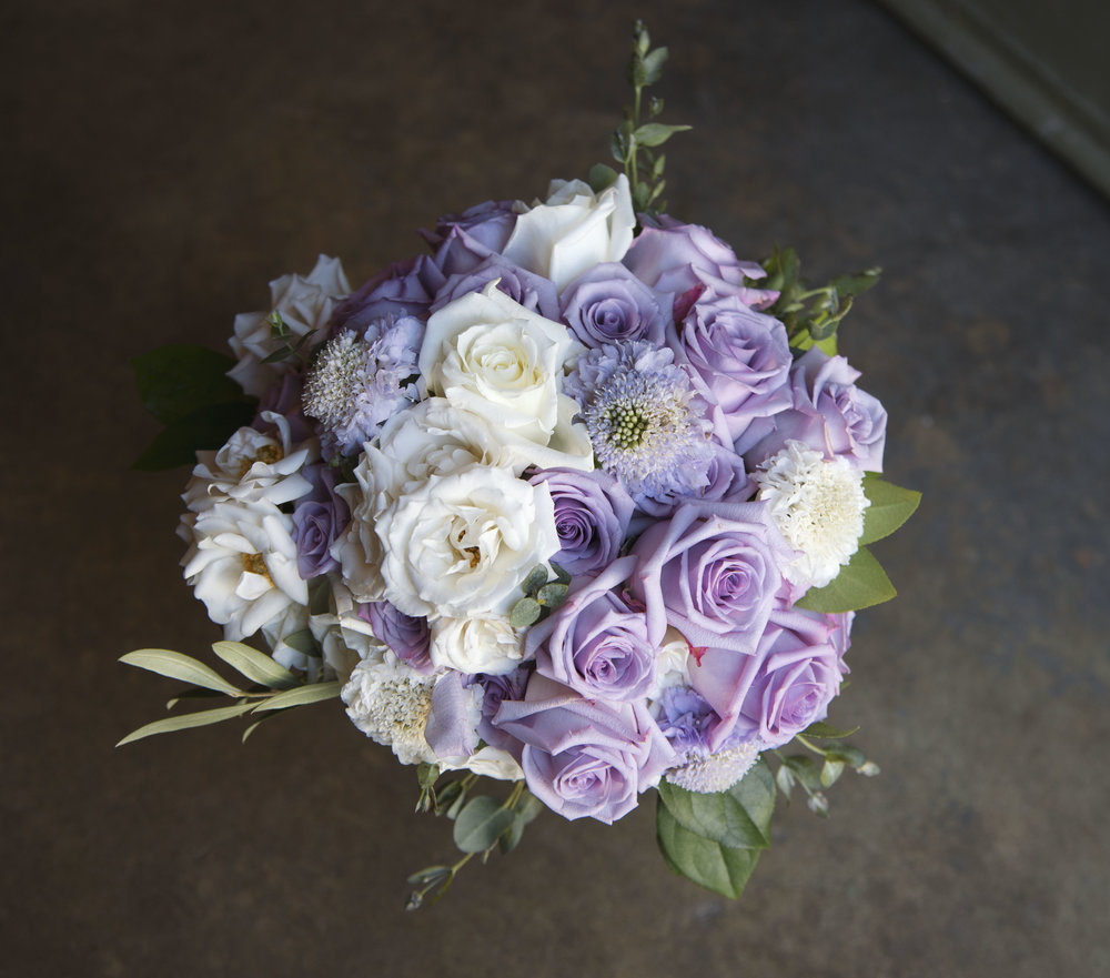 lavender and white bridal bouquet mitchs flowers monique chauvin stephanie tarrant by me 123.jpg