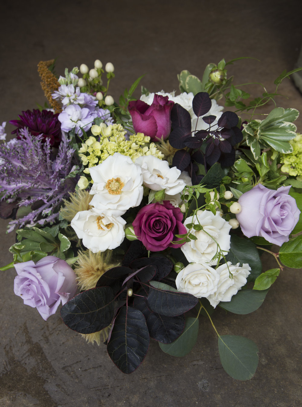 purple lavender blueberry and smokebush stephanie tarrant mitchs floewrs new orleans florist.jpg