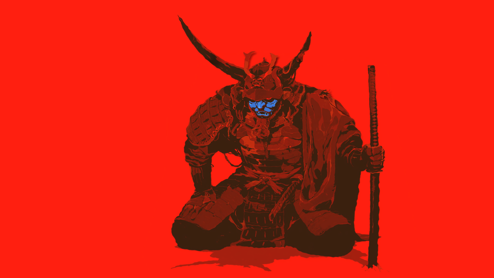 RONIN - Wrestle with your inner demon.
