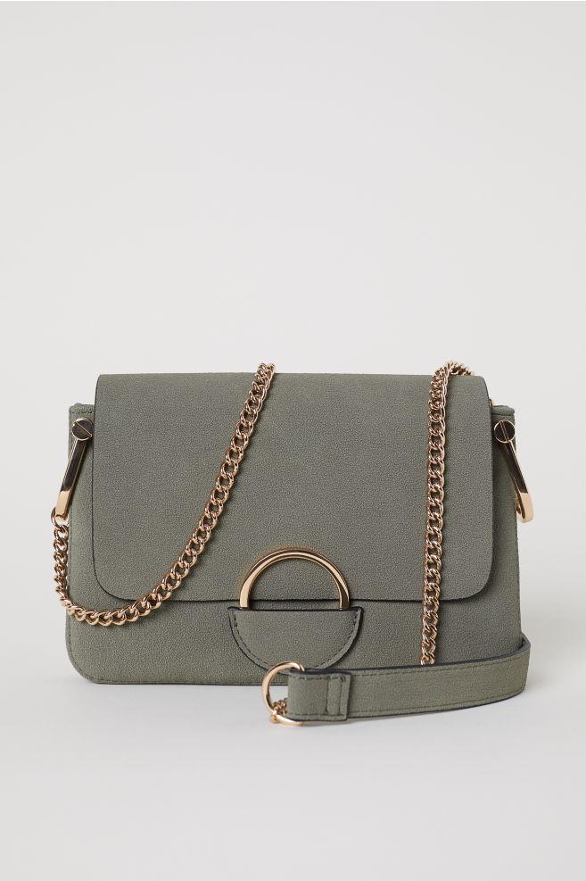 Green Shoulder Bag - @amazon