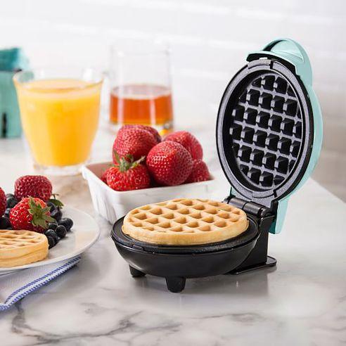 Pastel Mini Waffle Maker - @westelm $14