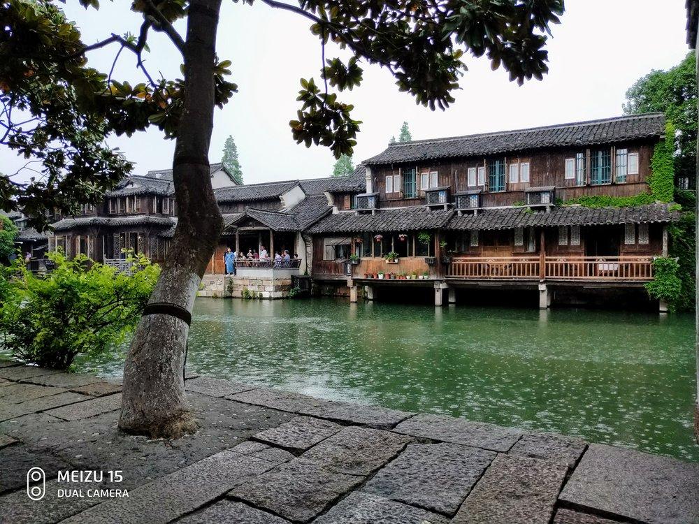 A rainy Wuzhen, Zhejiang, China. Shot on Meizu 15 #ShotOnMeizu15 #Meizu15
