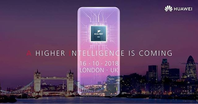 The Tech Travel Geeks (@techtravelgeeks) will be at this @huaweimobileuk event in London on October 16th. Can you make a guess at what will be announced? #huawei #ai #android