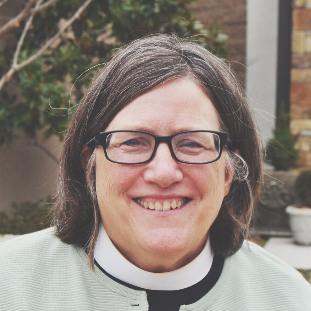 The Rev. Judy Gann // Deacon -