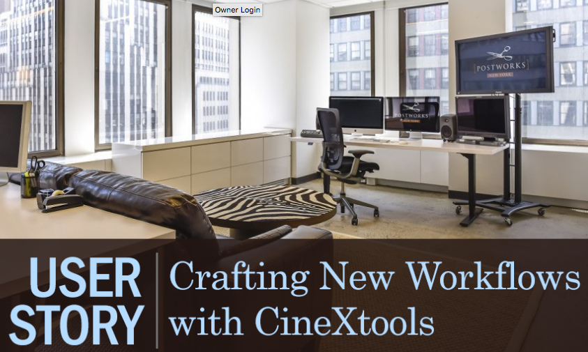 CineX User story (Nov. 2017) - In late 2017, Mike was asked to be a part of the User Story blog for CineX, the new file base inserting tool developed by CineXtools.Here he talks about how to implement CineX into 4k workflows to emulate what DPX workflows take advantage of all the time.(click image for full story)