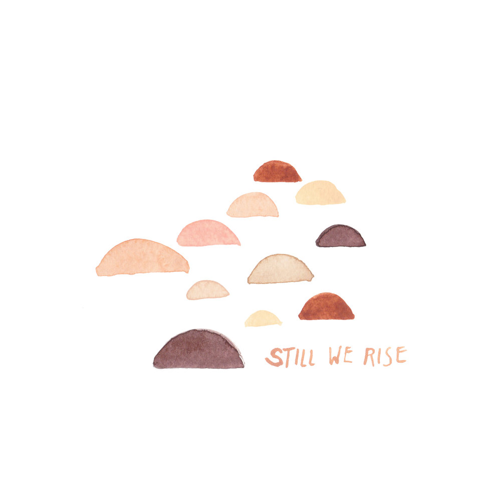 still we rise #4 by joya logue