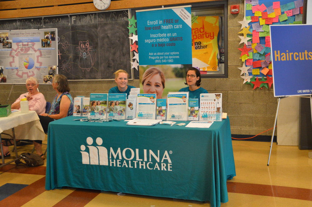 Molina Healthcare table.JPG