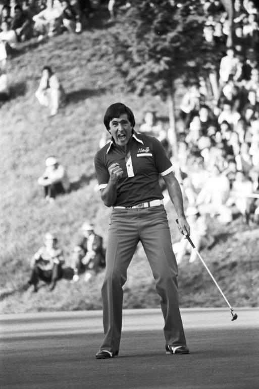 Seve Ballesteros  -  1978 Japan Open