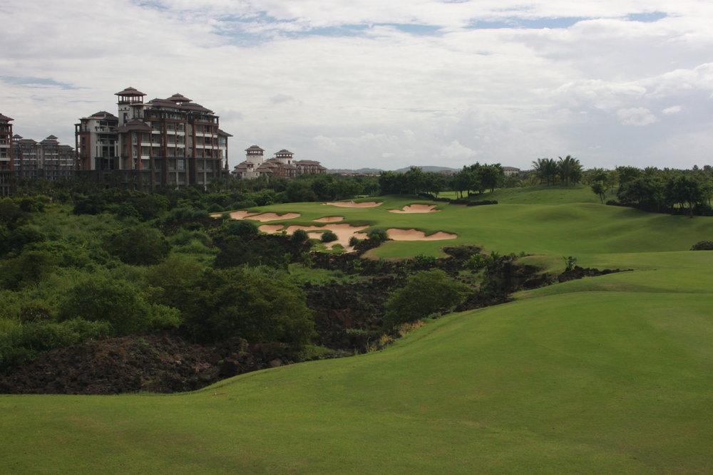 Mission Hills Golf Club - China