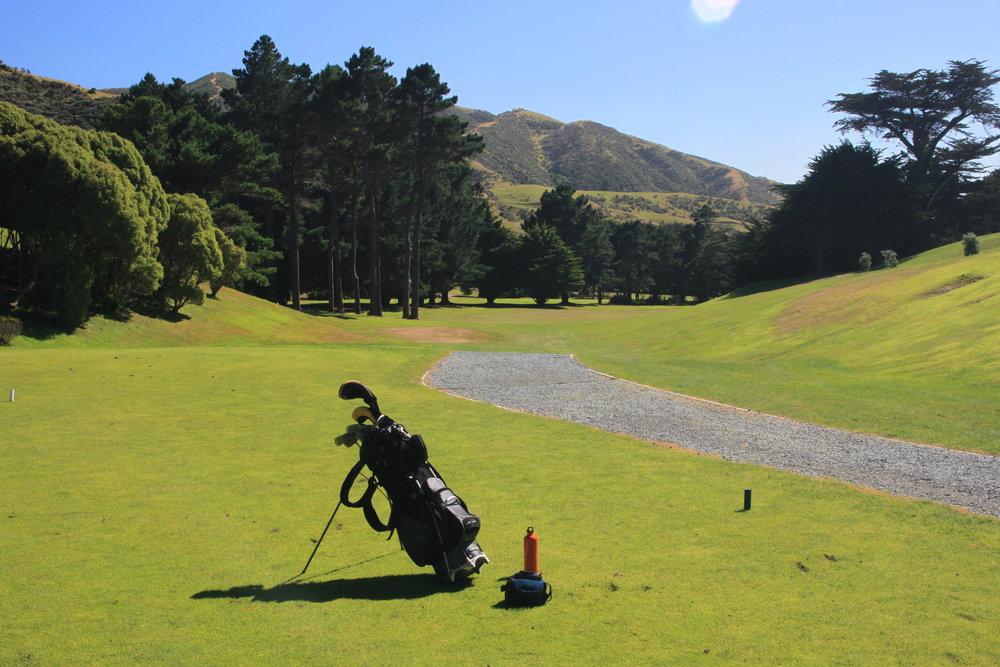 Karori Golf Club - New Zealand