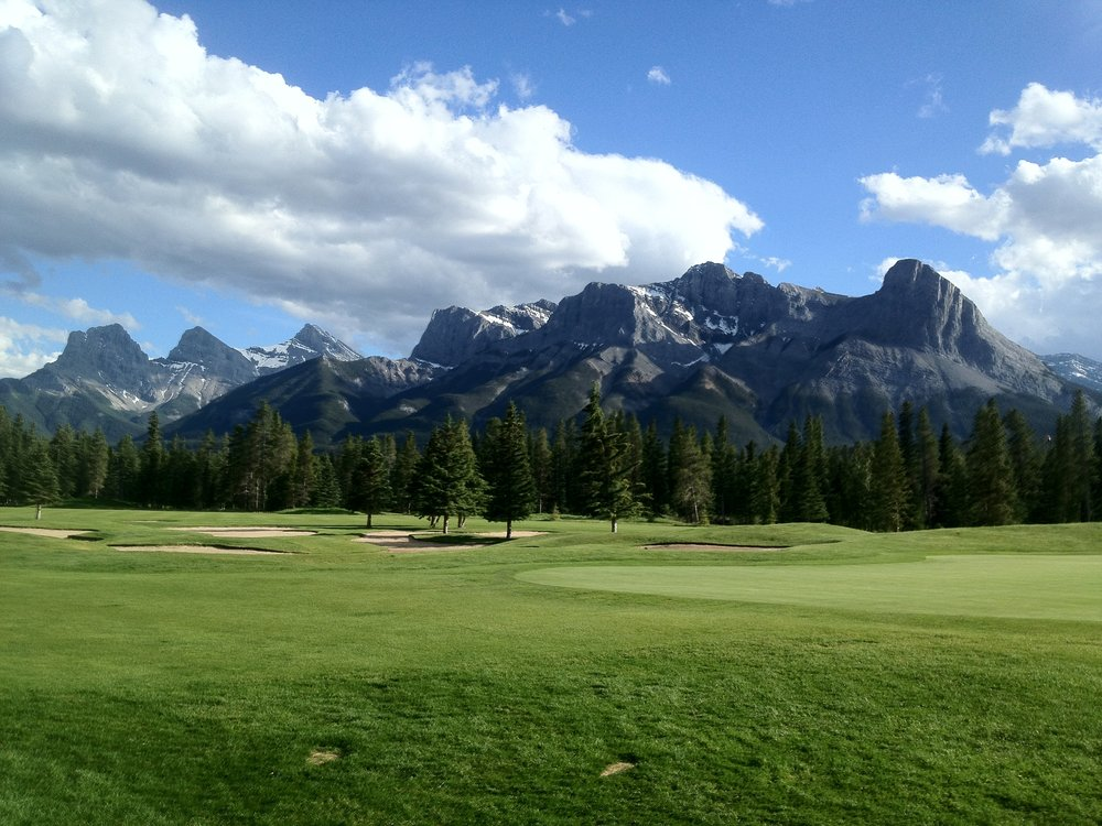 Canmore Golf Club - Canada