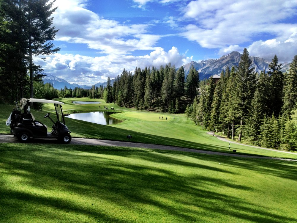 Stewart Creek Golf Club - Canada