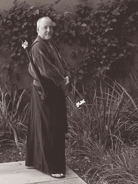 Pictured: Mark Walter, founder and Abbot