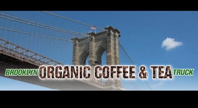 Brooklyn Organic Coffee & Tea