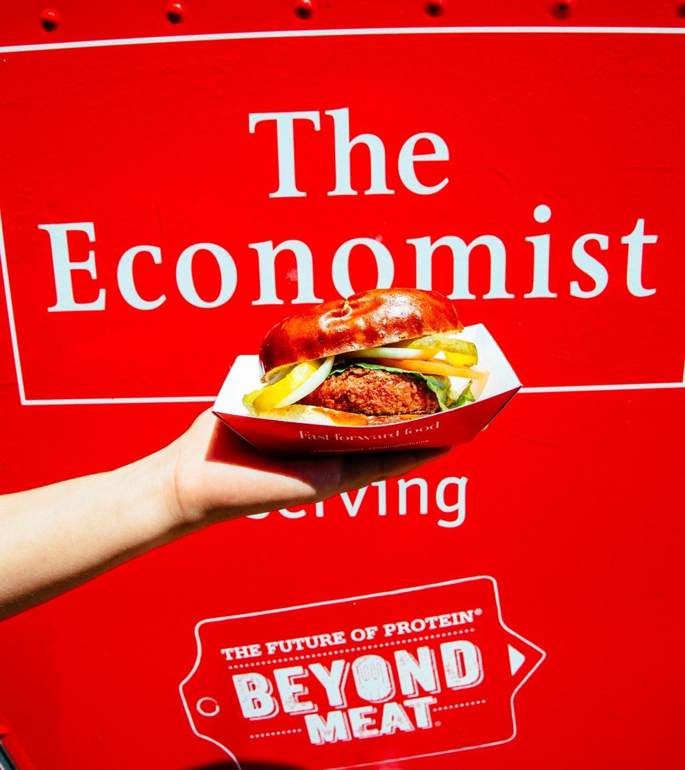 The Economist / Beyond Meat