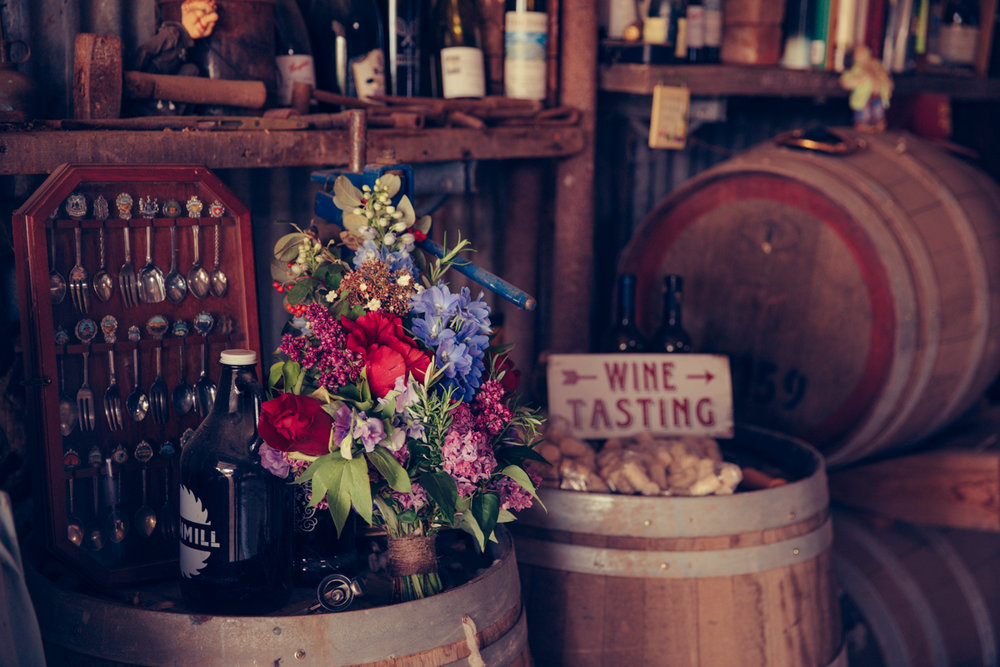 Sarah and Andrews Wedding DayWine room.jpg