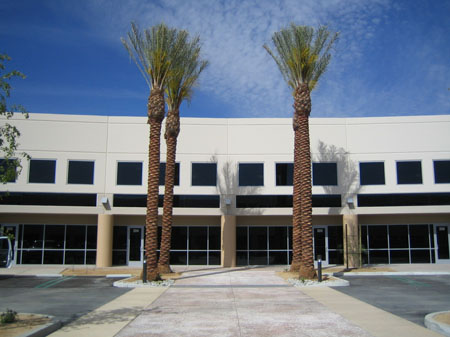 University Commerce Center Palm Desert    Click here to view Project Details