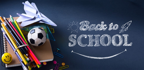 Helping kids go back to school in ease!  Read more