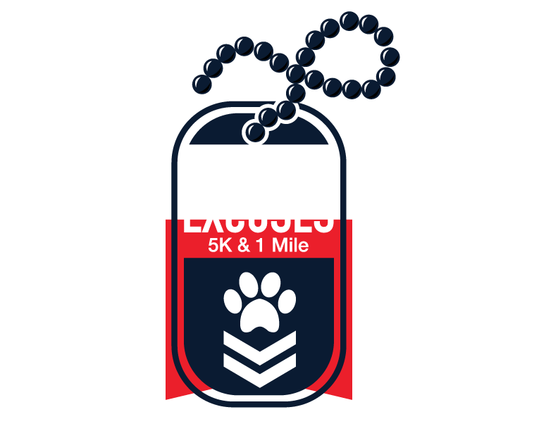 No Excuses 5K | Memorial Day 2018