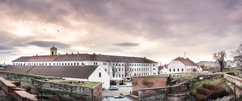 Cetate Oradea Fortress