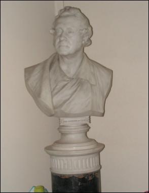 Bust of John McClean