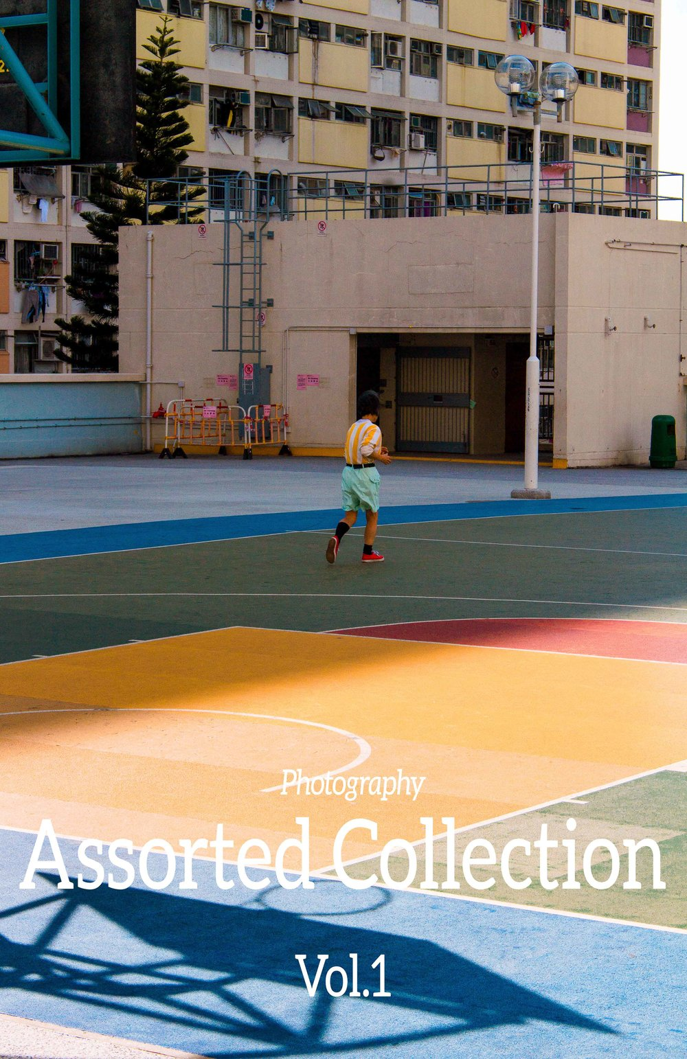 Assorted Collection Vol.1 - Hong Kong, Seoul, Incheon, Hanoi.