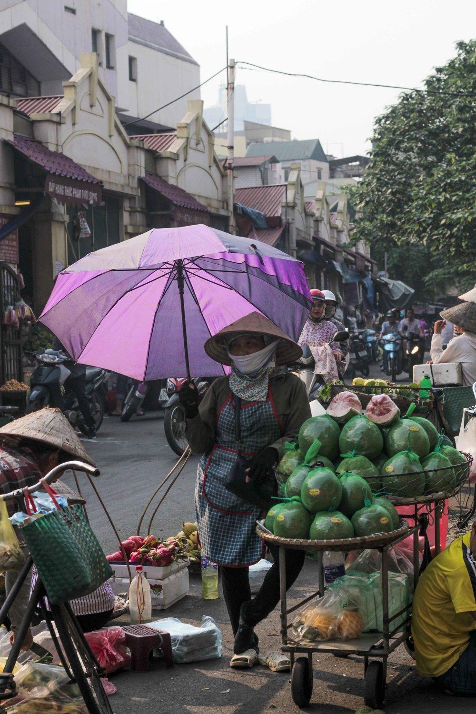 Hanoi, 2017