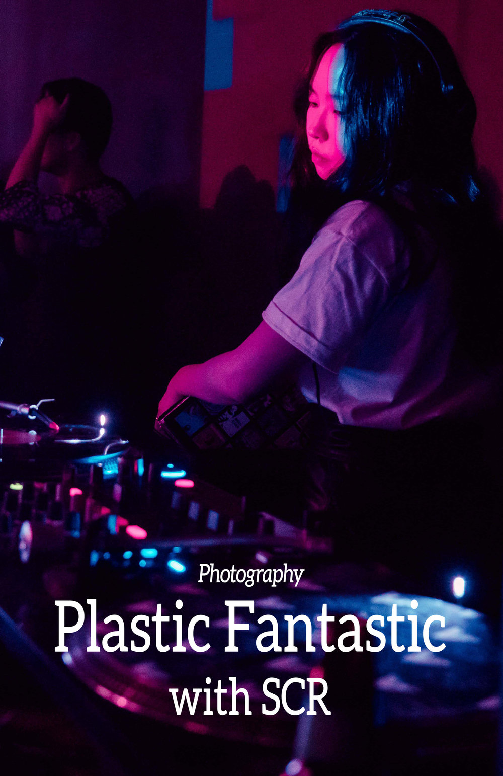 Plastic Fantastic with SCR - Shots from the Seoul Daelim Museum closing event of their Plastic Fantastic Exhibition.