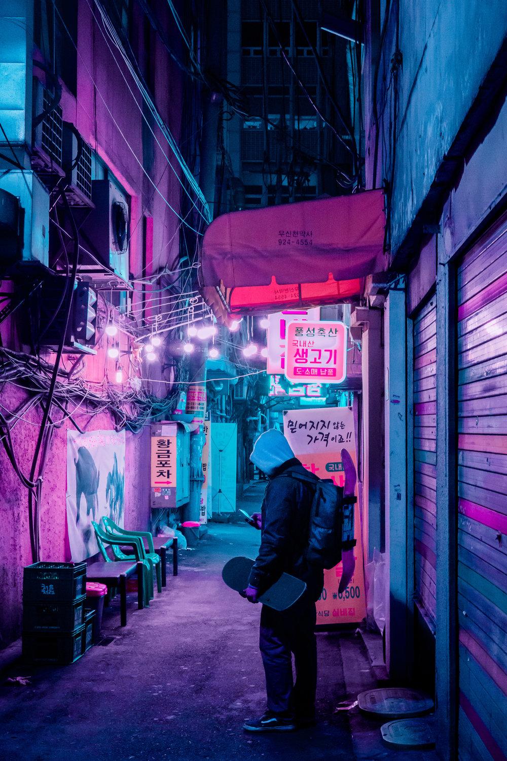 March 2018 - Seoul, South Korea