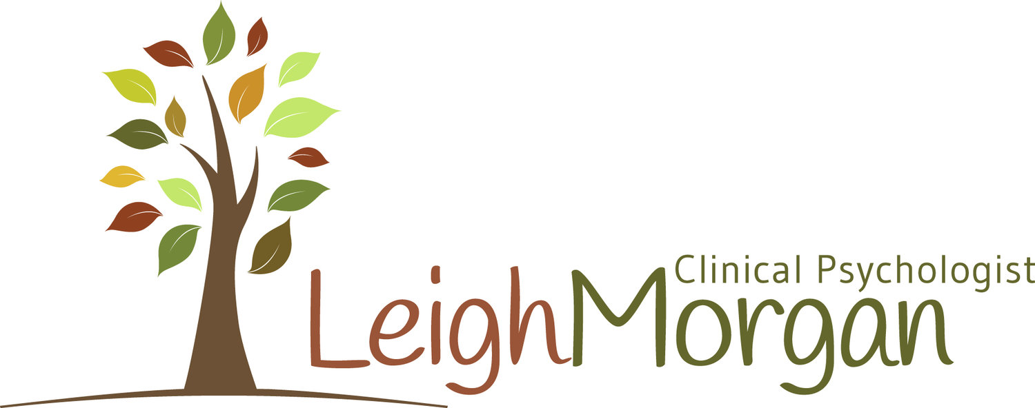 Leigh Morgan Clinical Psychologist