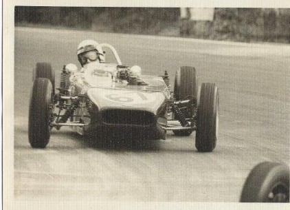1968 MK7 - Formula Ford car featuring a narrower chassis and, for the first-time, wishbone front suspension replacing swing axles. Only one ever built - owned and raced by Richard. Successes included: Multiple race wins in UK FF. Second only in terms of race wins to Tim Schenken Merlyn MK11.
