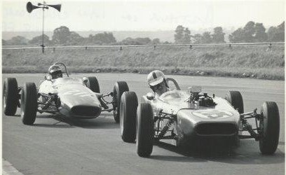 1968/69 MK8 - Clubmans Formula car using a wider version of the MK7 chassis: a popular car and up to a dozen cars were sold, mostly for Clubmans but also used in Formula Ford. Successes included: multiple Clubmans formula wins for various drivers including Jeremy Lord, Vernon Davies.