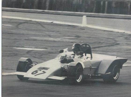 1974 MK14 - Clubmans Formula car: a development of the MK11B. Later, a MK14E was built as an experimental car with an upswept tail and a rear-mounted radiator.Successes included: 1974 - Alex Ferrada (car from MK11) Marler Hayley Clubmans champion. 1975 - Nick Adams, Tricentrol Clubmans champion. 1975- Nick Adams, Marler Hayley Clubmans champion.