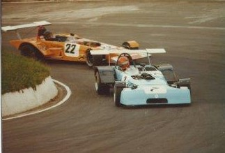 1974 MK15 - Clubmans Formula car: a De Dion version of MK14. Successes included: 1974 - Richard Mallock Multiple Clubmans Championship race wins.