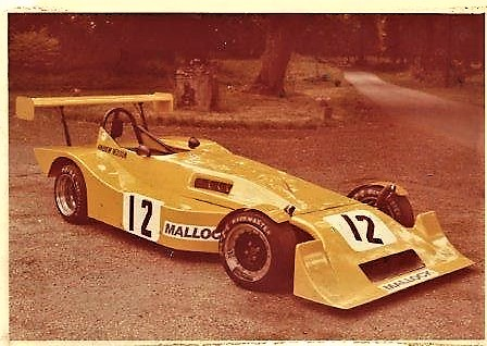 1979 MK20B - Clubmans Formula and Formula Atlantic car: the was a