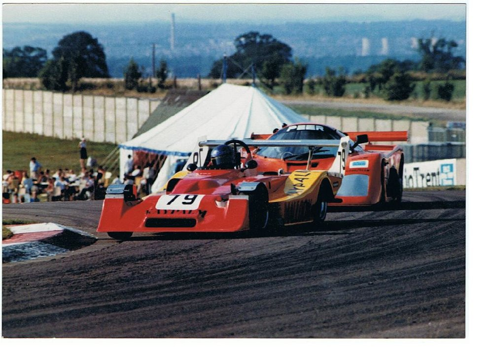 1984 MK24C - Clubmans Formula car: an updated version of the MK24B offered as a complete car or an update.