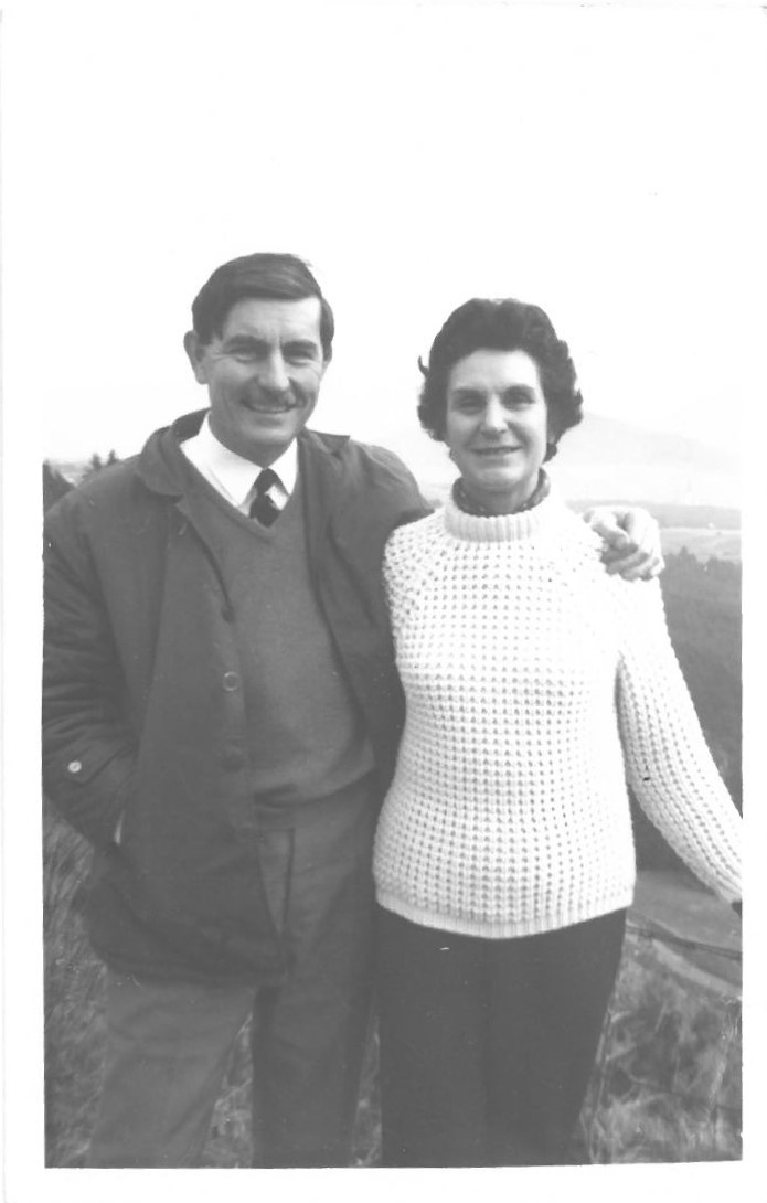 Arthur and Kay in about 1958.jpg
